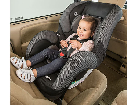 Rear Facing Car Seats | Child Passenger Safety Malaysia