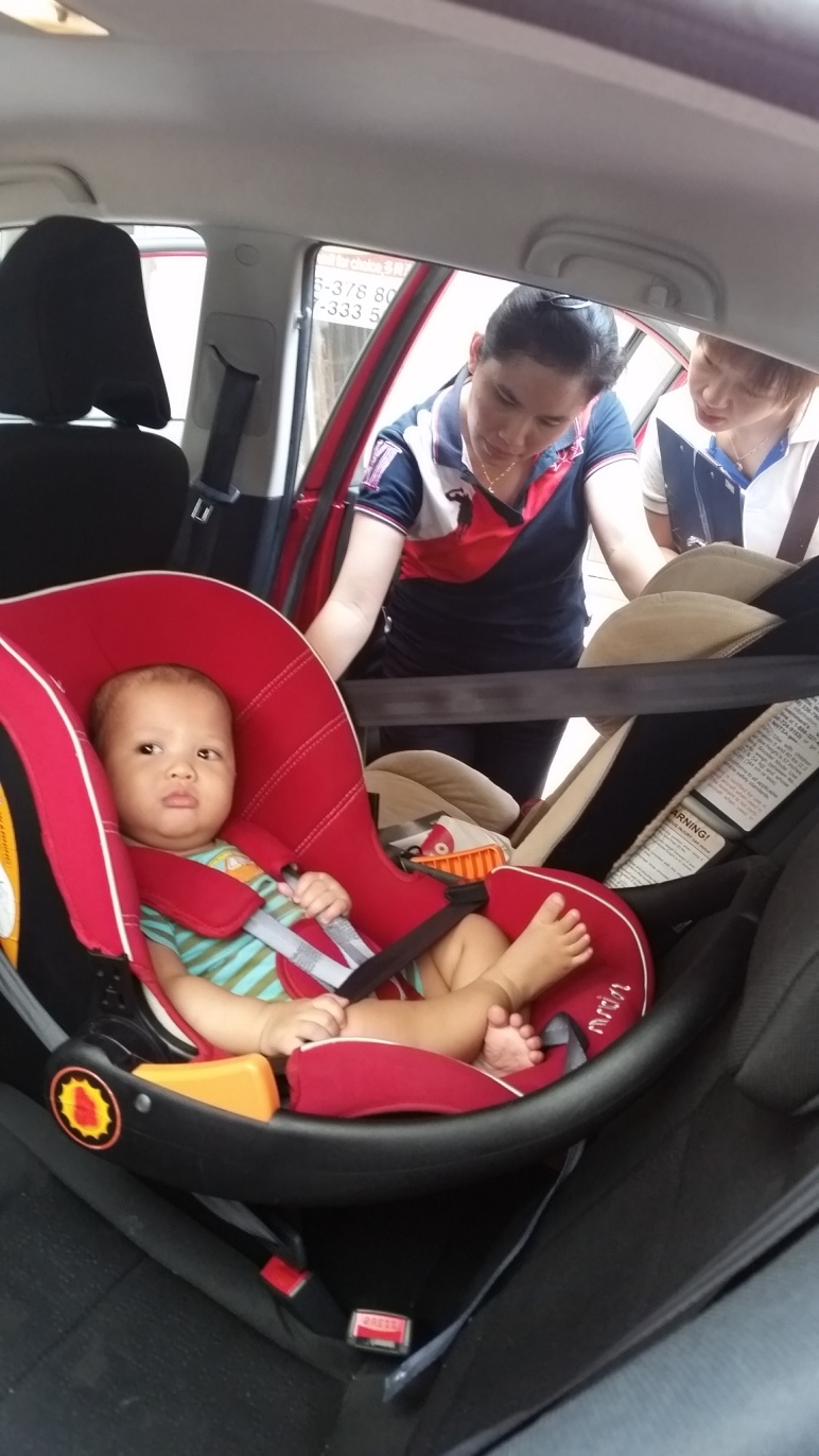 Excellent Car Seat Check Event 2016 Child Passenger Safety Malaysia Alphanode Cool Chair Designs And Ideas Alphanodeonline